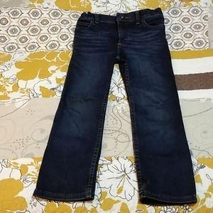 Euc boys Wrangler regular flex jeans